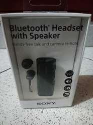 Audífonos Bluetooth con altavoz SBH56