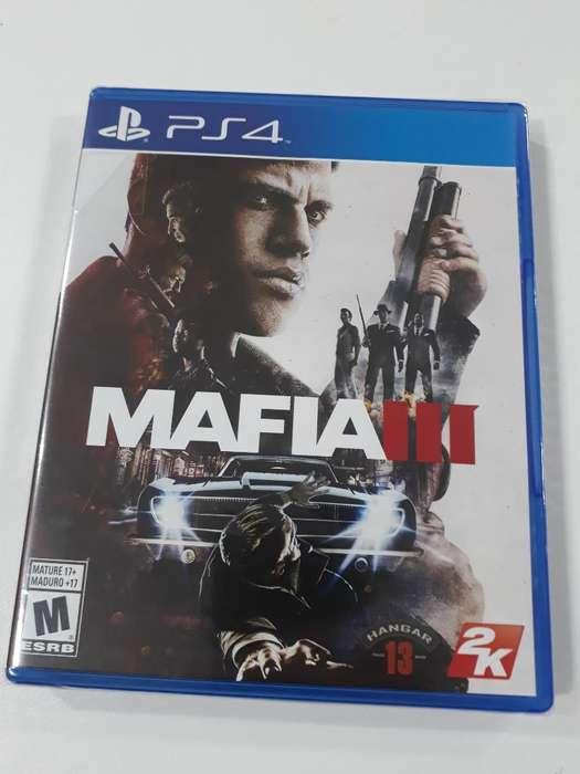 Mafia 3 Nuevo