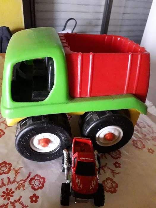Camion de Niño