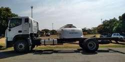 Foton Auman M4 Chasis con Cupo