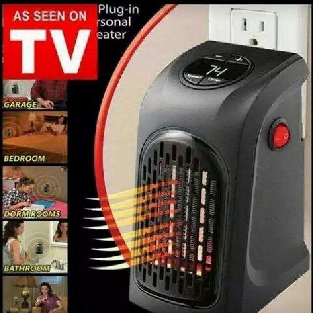 Calentador Portatil Handy Heater Calefaccion Ambiente
