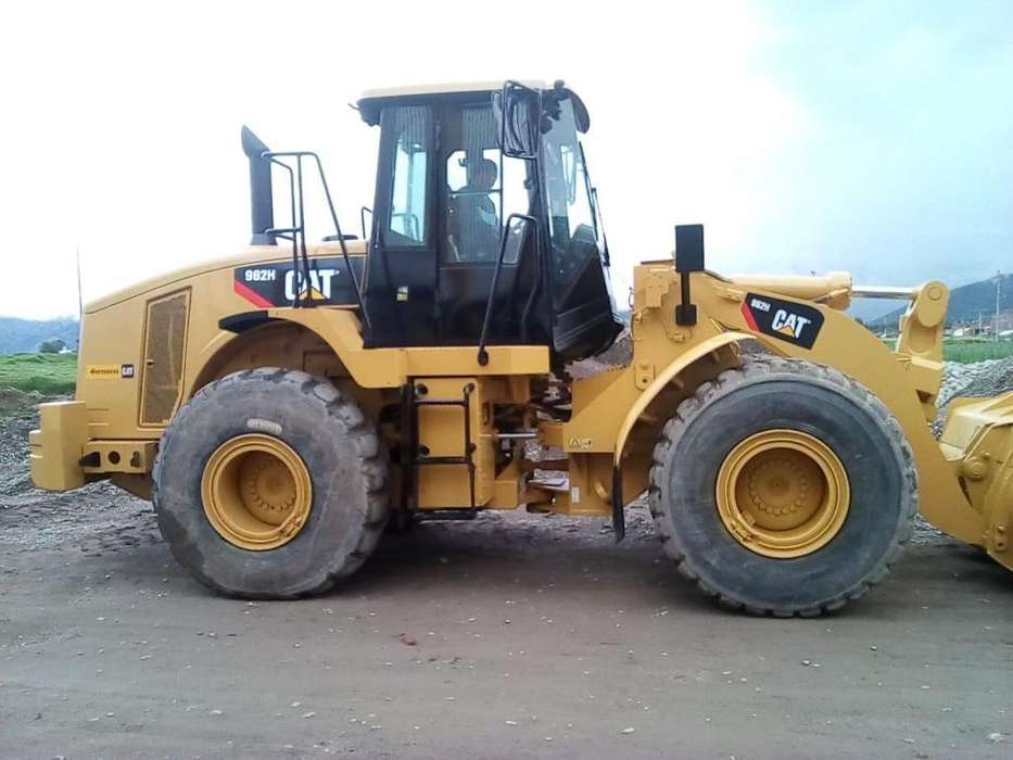 SE VENDE CARGADOR FRONTAL CAT 962H, US 90,000