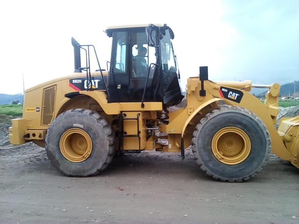 SE VENDE CARGADOR FRONTAL CAT 962H, US 90,000