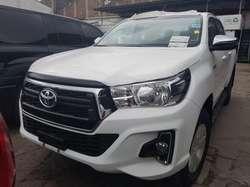 Toyota Hailux 2019 Oferta