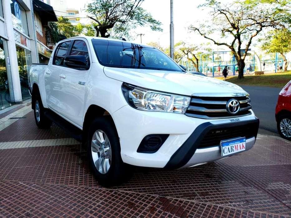 Toyota Hilux 2018 - 32000 km