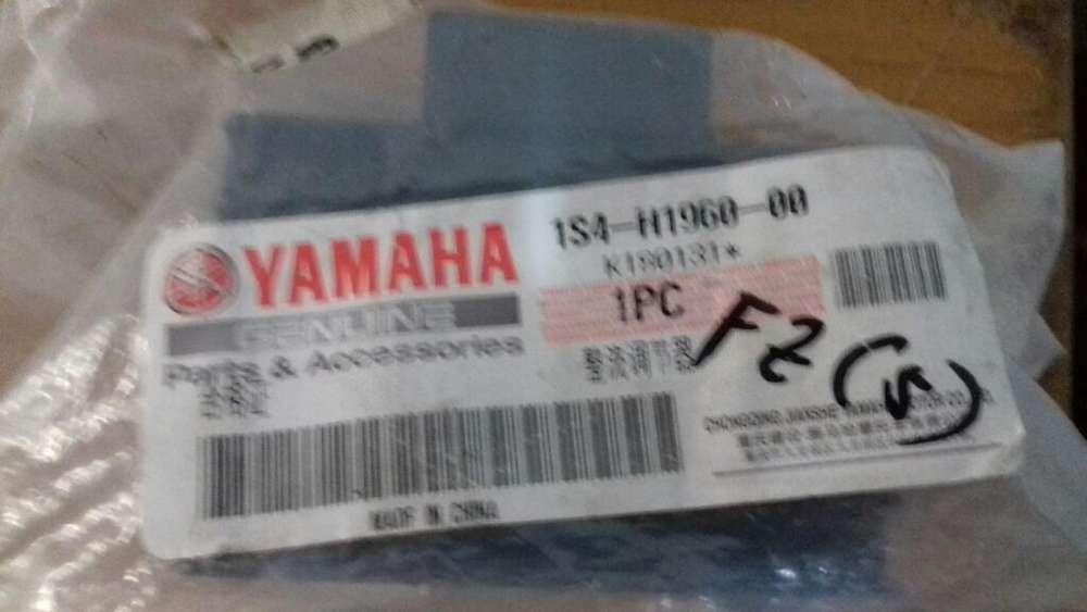 Regulador Yamaha Fz16 2010-13 Original
