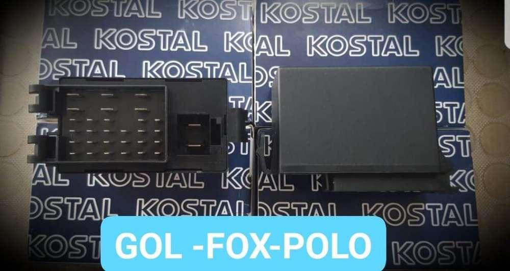 Repuesto Relay / Switch modulo central para volswagen Gol - Fox - Polo