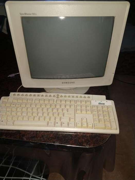 Vendo Monitor,teclado Y <strong>parlantes</strong>