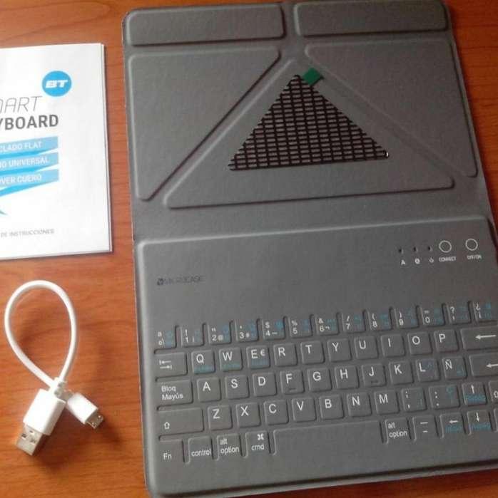 Teclado para Tablet Smart Keyboard Nuevo