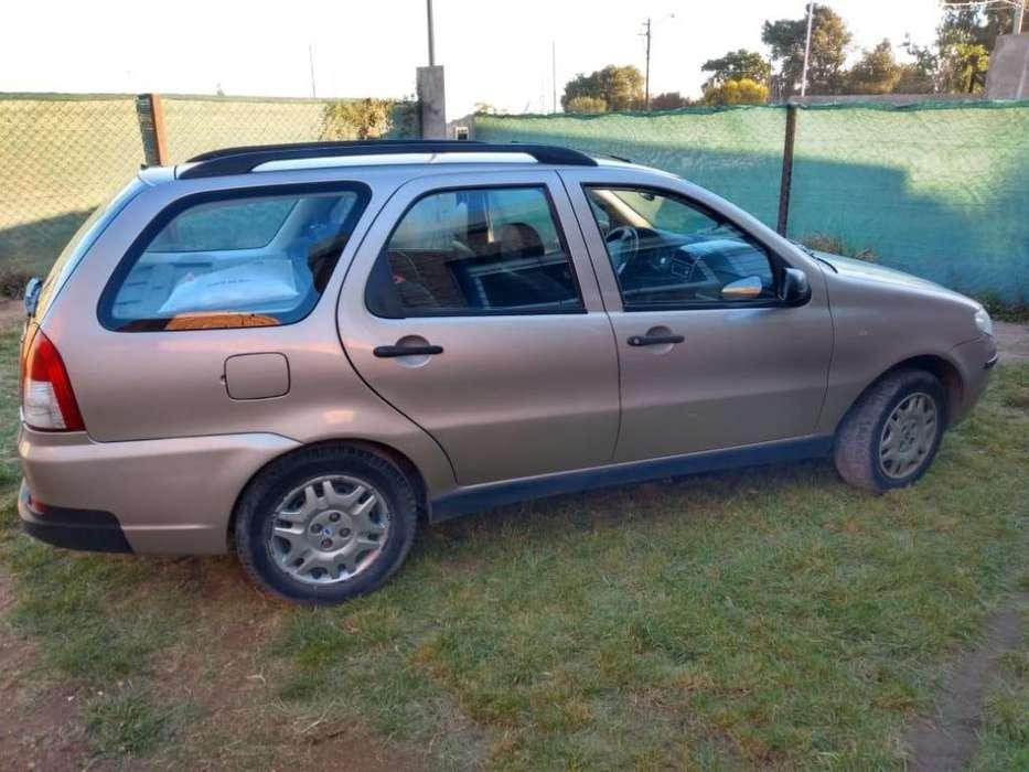 Fiat Palio Weekend 2008 - 154000 km