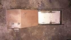 Extractor de Viruta de Torno