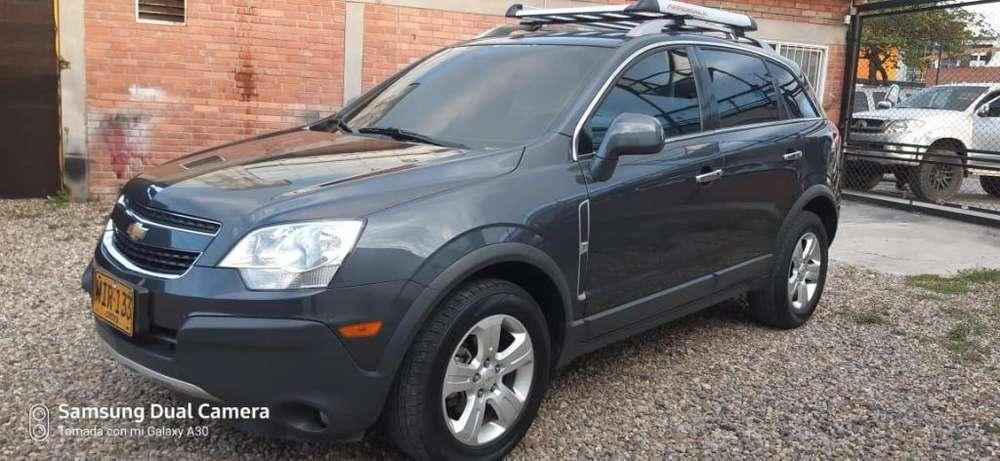 Chevrolet Captiva 2013 - 87958 km