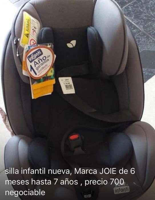 Silla para Carro Infantil