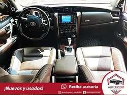 Toyota Fortuner SRV AT 2.7 - Financiamos