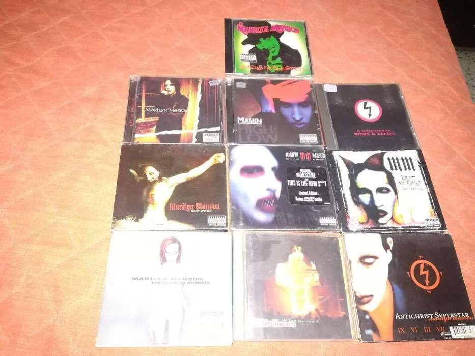 Vendo Coleccion de Musica Y Dvd