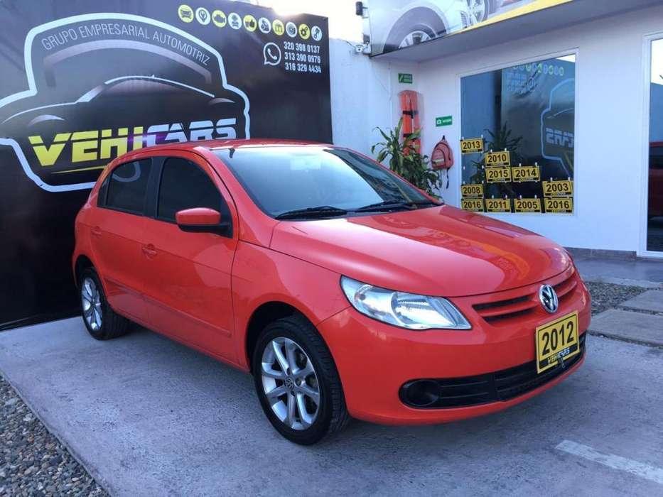 Volkswagen Gol 2012 - 107900 km