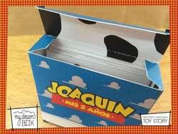 Memotests Cartulina Juegos Personalizado Toy Story Woody Jessie Buzz Cumple Evento Infantil Souvenir