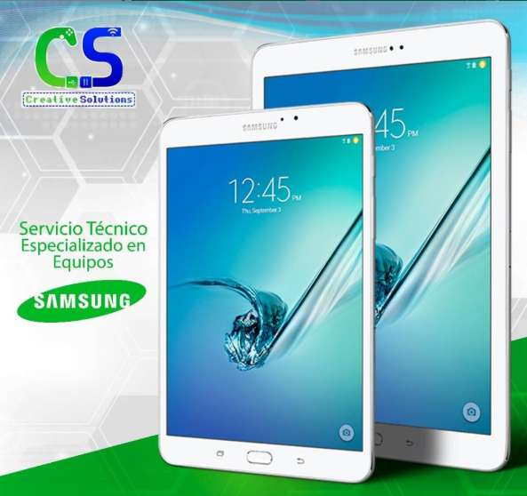 Technical service specialized in tablets reparations