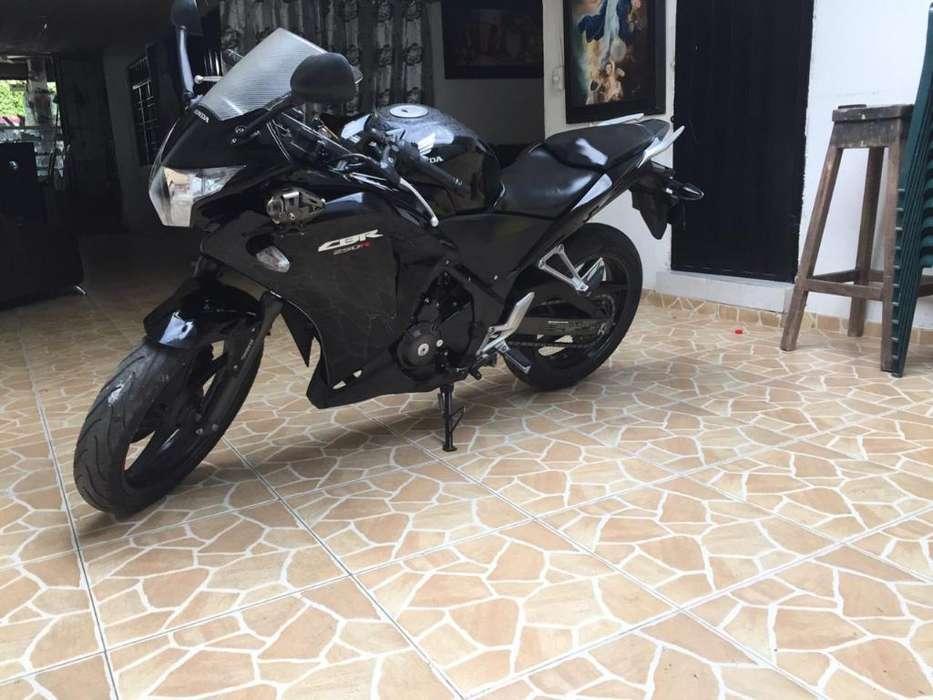 Honda Cbr 250-r Abs