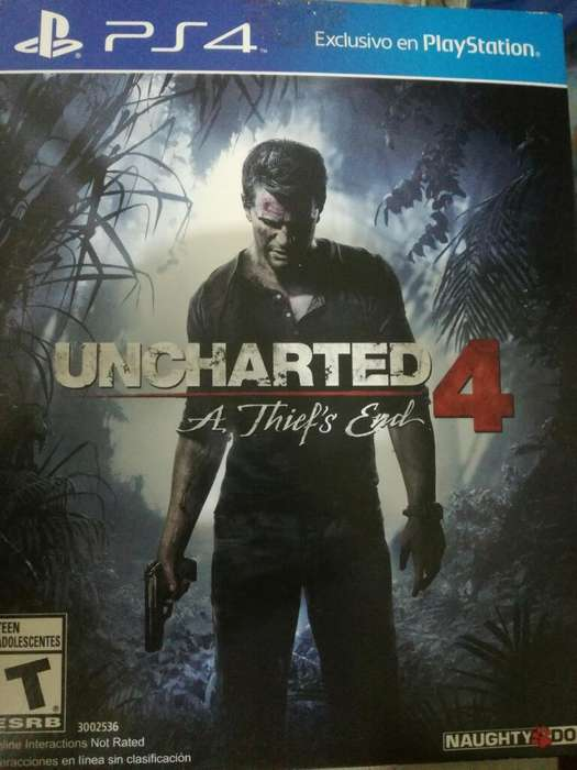 Play 4-uncharted 4