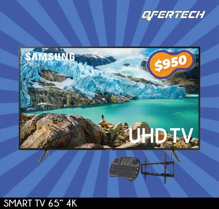 Smart tv samsung 65