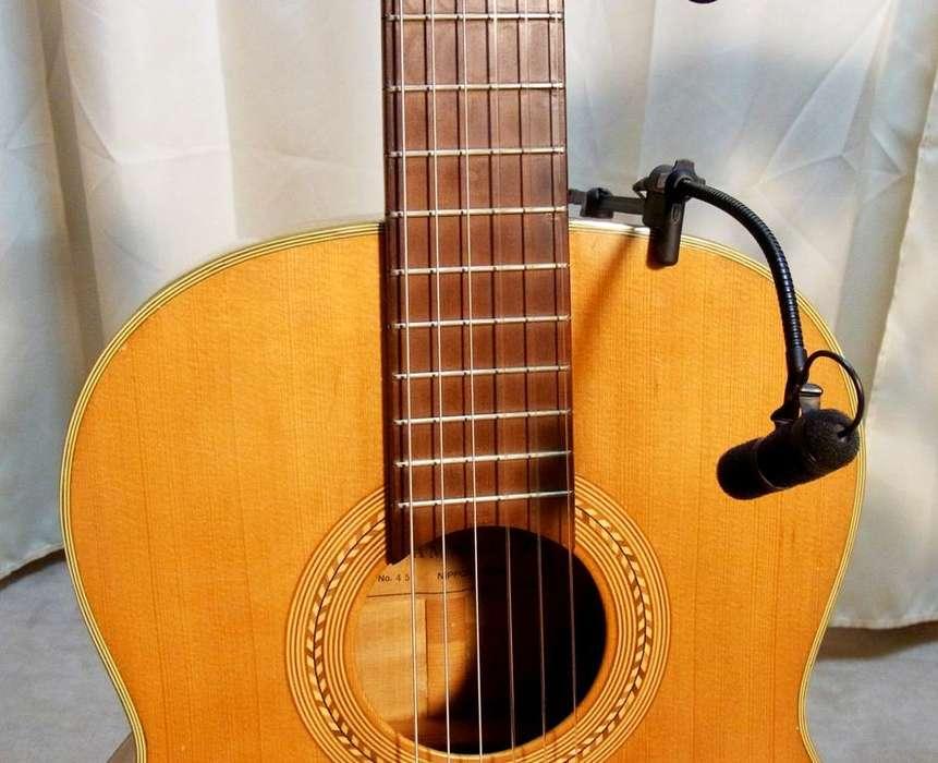 Micrófono Dpa 4099 G Para Guitarra CriollaAcustica