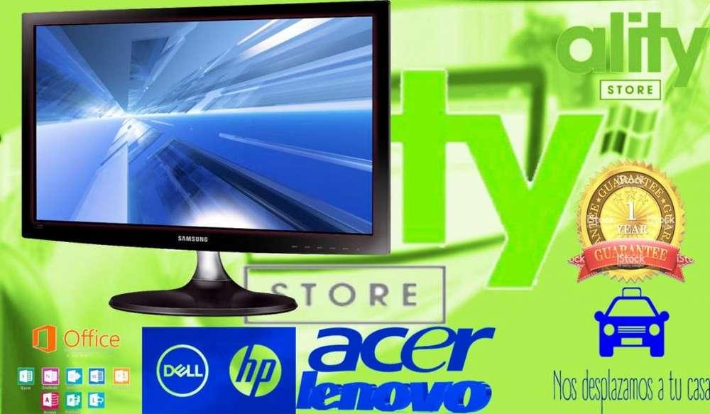 Vendo Monitores de Marca HP-SAMSUNG-DELL-LENOVO 100% Garantizados llame ya!!