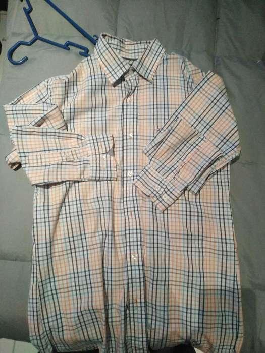 Camisa Tommy Hilfiger Talla M