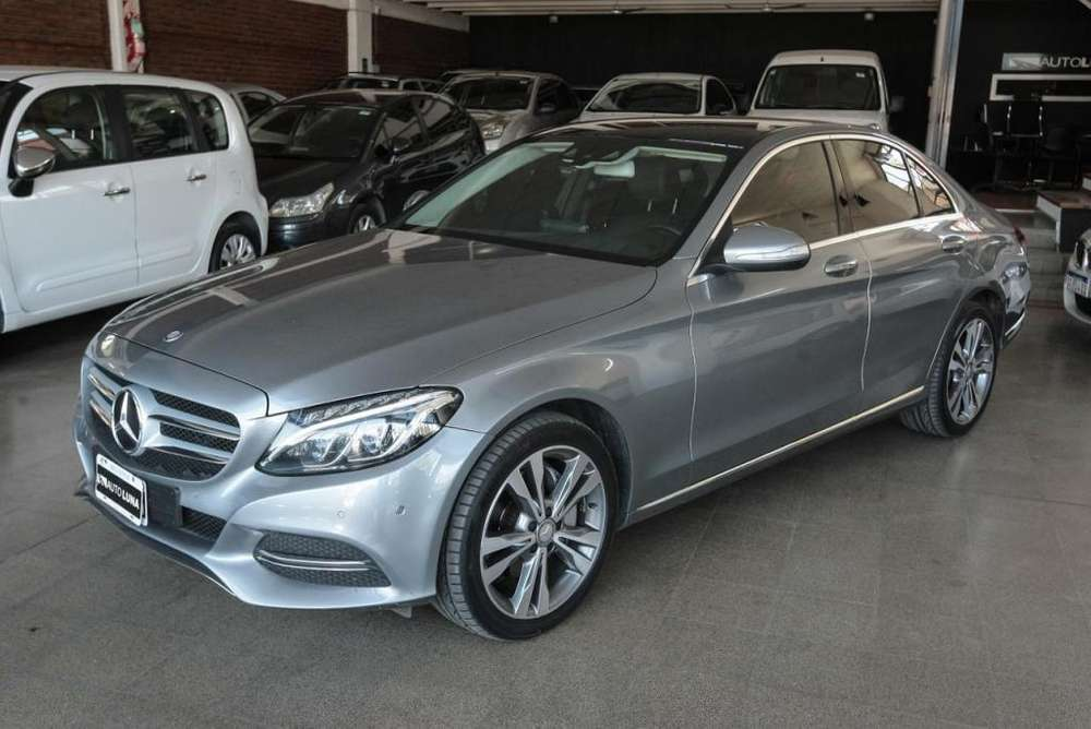 <strong>mercedes-benz</strong> Clase C 2015 - 85000 km