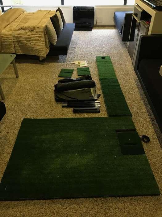 Simulador de Golf Optishot 2