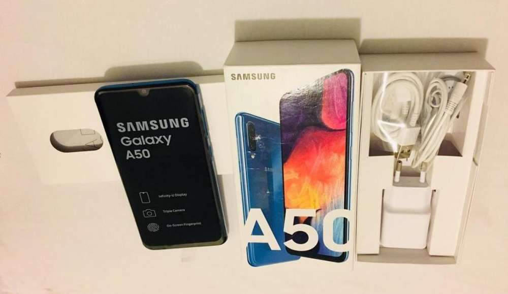 Samsung galaxy A50 - nuevo