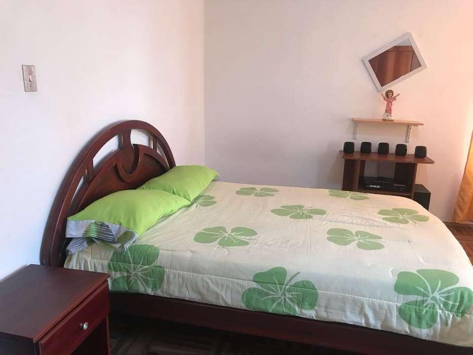 Rento Habitacion Casafamiliar 1 Persona