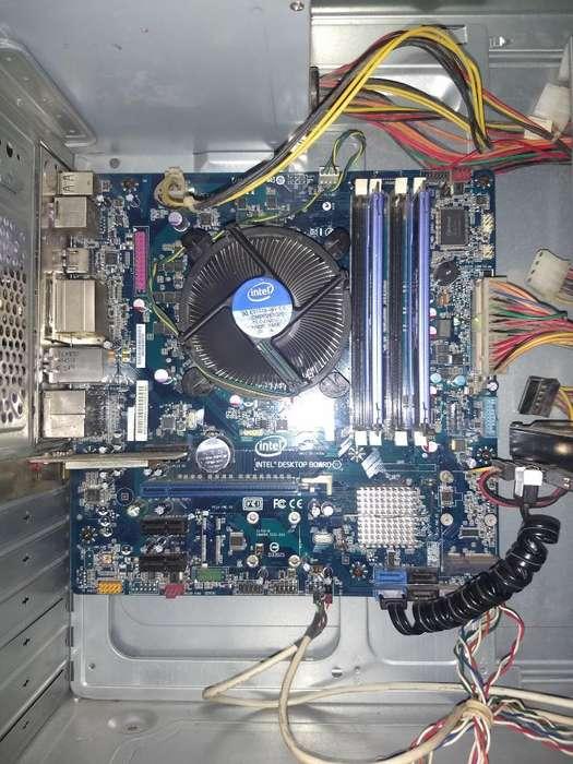 Cpu Intel I5 3570k 8gb Ram