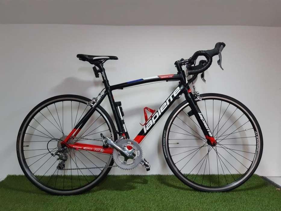 Bicicleta Lapierre Grupo Tiagra