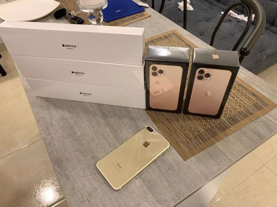 11 Pro de 64 Gb, Serie 3 38Mm, 7 Plus