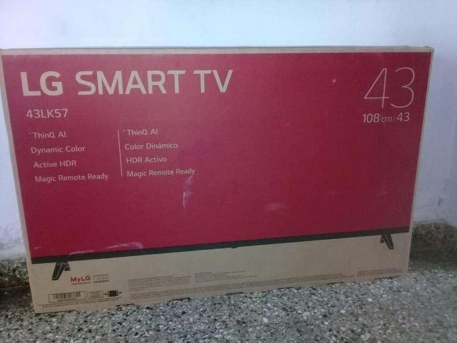 Vendo Smart de 43 Nuevo en Caja