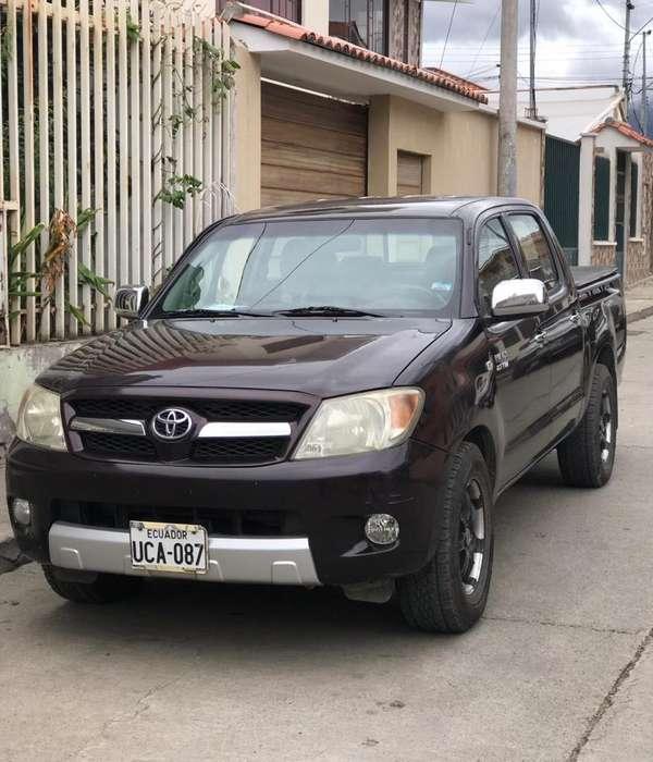 Toyota Hilux 2008 - 196000 km
