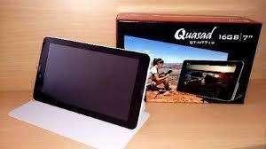 TABLET 7 PULG QUASAD QTS209U DC 1.2GHZ/ANDROID 4.4.2/1GBRAM/16GB/2WEB CAM/3G/ BLANCA CHIP/CABLE OTG/MICA