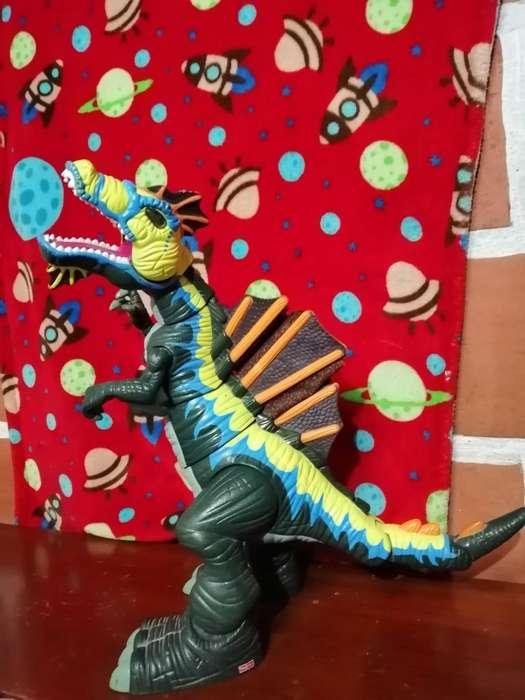 Vendo Dinosaurio con Movimiento Y Sonido