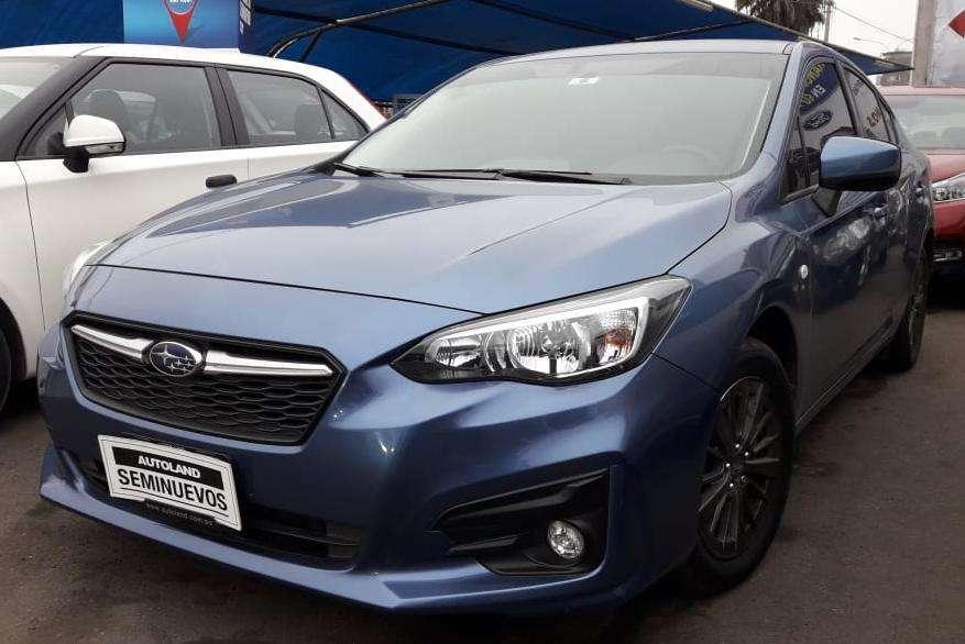 Subaru Impreza 2017 - 39320 km