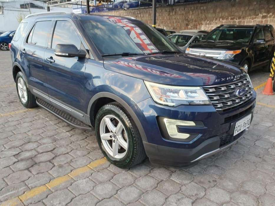 Ford Explorer 2017 - 30000 km