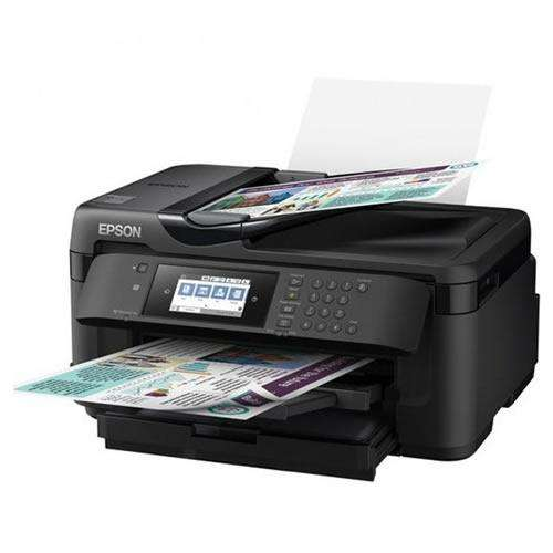 Impresora EPSON Workforce Wf-7710 A3/A4 Scanner Fax