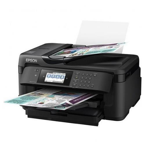 Impresora EPSON Workforce Wf-7710 A3/A4 Scanner Fax