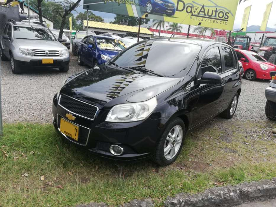 Chevrolet Aveo 2010 - 153000 km