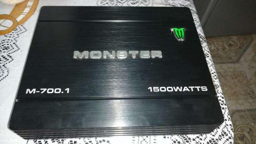 Vendo O Permuto Potencia Monster 1500 Wa