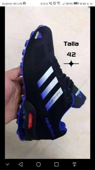 Adidas Fashion Talla 42 Entrega Inmediat