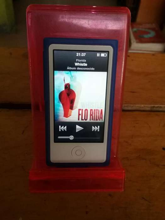 <strong>ipod</strong> Nano 7 G Bt Radio 16 Gb Touch en La