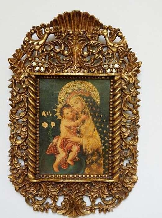 Cuadro religioso - Virgen / Maternidad