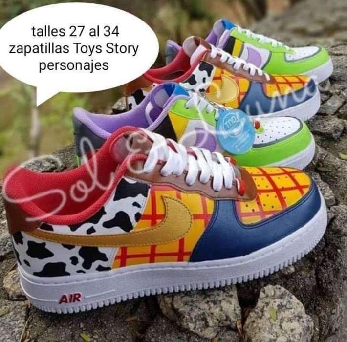 Zapatillas Toys Story