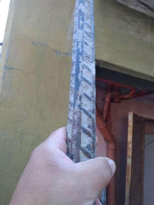 LIQUIDO 1 VARILLA DE 30 M.M. X 3,5 MTRS HIERRO DULCE 250